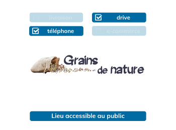 Grains de nature