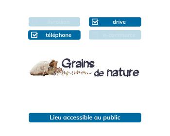 Grains de nature