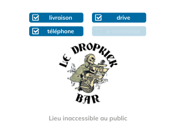 Le Dropkick Bar Troyes