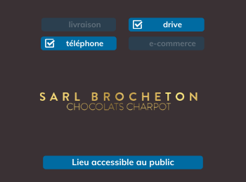 Chocolaterie CHARPOT