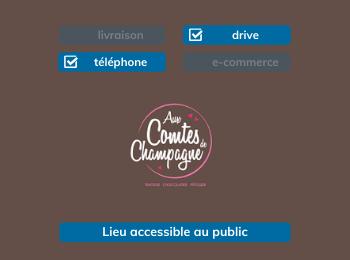 Aux Comtes de Champagne