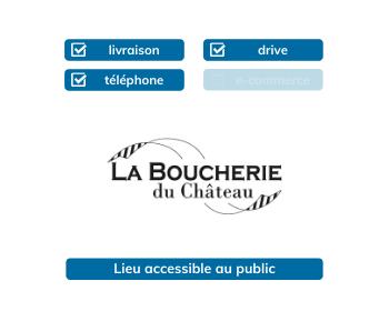 La Boucherie du Château