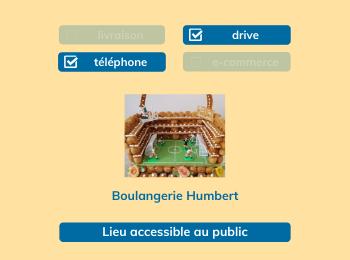 Boulangerie Humbert